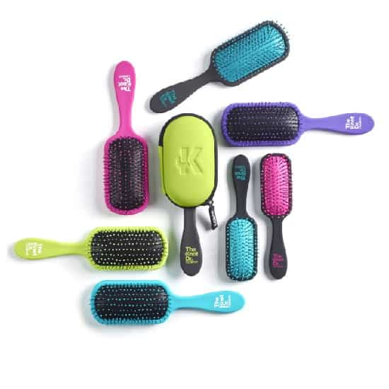 The Knot Dr Hair Brush
